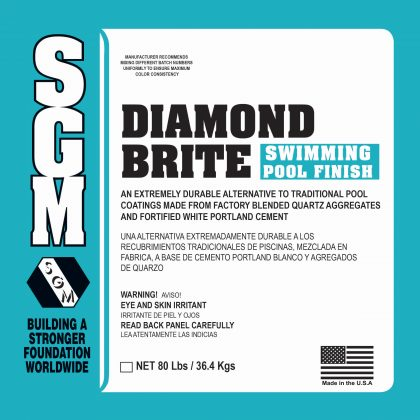 Diamond Brite® Exposed Aggregate Pool Finish