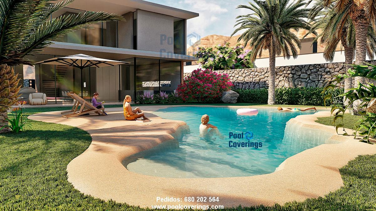Pools Coverings
